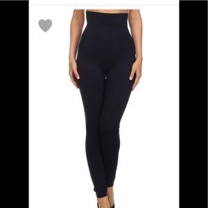 High waist compression leggings